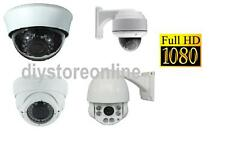 2.1 MP HD-SDI 4 Ch 1080P DVR Security Camera Dome Vari Focal CCTV Waterproof
