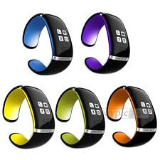 Smart Orologio Bracciale Bluetooth Touchscreen per Android Samsung Galaxy