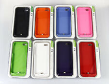 External Battery Backup Charger Case Pack Power Bank for iPhone 5S 5 USA Seller