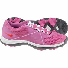 New Nike Summer Lite 2 Womens Golf Shoes Red Violet/Pink - Pick Size