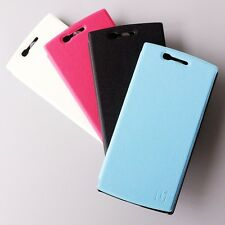 A0001 Flip PU Leather Case Cover Skin For OnePlus One Plus + New #9