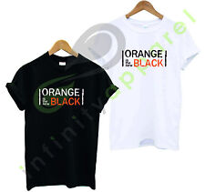 ORANGE IS THE NEW BLACK T SHIRT TOP TEE TSHIRT TV ALEX VAUSE PIPER CHAPMEN COOL