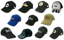 The Beatles Adjustable Baseball Cap - New + Official Apple Corps Ltd + Tag