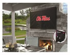 Ole Miss Rebels NCAA Outdoor TV Cover