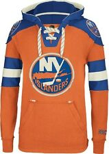 New York Islanders CCM Vintage NHL Classic Fleece Pullover Sweatshirt