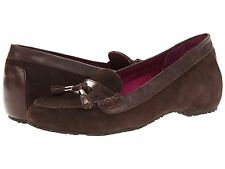 Ladies Dr Weil Florence Flat Espresso -PRE OWNED (9A1)