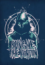 Bring Me The Horizon Band Art Print/Poster Music 1