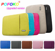 """POFOKO carry sleeve bag cover For Macbook Air 13 13.3"""" inches A1369 A1466 A1374"""