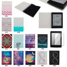 "Lovely PU Leather Folio Case Cover For 6"" Amazon Kindle Paperwhite 1 2&3G Wifi"