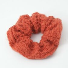 Solid Color Fall Winter Basic Knit Elastic Band Hair TIe Scrunchies