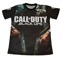 Call of Duty Black Ops-Sided All Over Sublimation Print T-Shirt