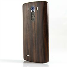 Slickwraps LG G3 Wood Series Wraps/ Skins in 6 Different Colors