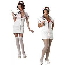 Sexy Nurse Costume Adult Halloween Fancy Dress