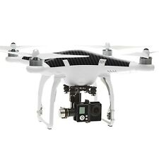 Slickwraps DJI Phantom 2 Carbon Fiber Series Wraps/ Skins in 7 Different Colors