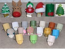 Yankee Candle SCENT PLUG DIFFUSERS! INCLUDING SEASONAL!  YOU CHOOSE! *New*