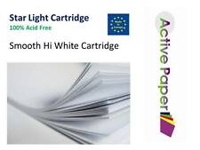 Cartridge Paper 160gsm  High White A5 A4 A3 A2 A1 Acid Free, drawing & design