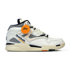 Reebok Pump Omni Lite Vintage (CHALK/ATHLETIC NAVY/SANDTRAP) Men's Shoes V60184
