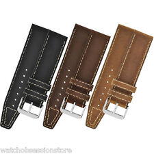 Di Modell NEVADA Vintage Suede Leather Watch Strap and Buckle