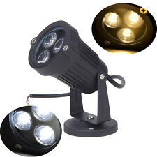 LED Lawn Light Outdoor Garden Pond Park Landscape Lamp Waterproof DC12-24V 6W
