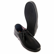 BASE LONDON CATCH SHOES IN BLACK