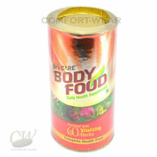 SESA Dr's Care BODY FOOD Daily Health Supplement HERBAL 500 gm