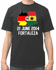 soccer Jersey World Cup 2014 BRASIL football Shirt Group G GERMANY vs GHANA