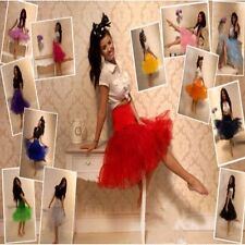 "26 ""50 Retro Vintage swing jupon Jupon Fantaisie net Jupe Rockabilly Tutu"