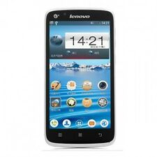 "Unlocked 5"" Lenovo A388T Quad Core Android Smart Cell Phone 5MP Wifi Bluetooth"