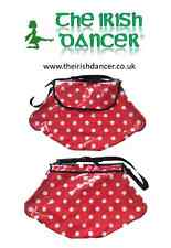 Irish Dancing Spotted Dress Bag available in Small and Large