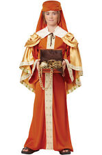 Brand New King of the East Three Wise Men Gaspar of India Child Costume