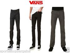 MENS VANS JEANS V66 SLIM BARGAIN PRICES MOST SIZE and Colours UK NEW