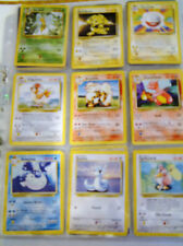 Pokemon Base Set 1 ALL CARDS VERY CHEAP UNCOMMON 23-92/102 CHOOSE Cards MINT