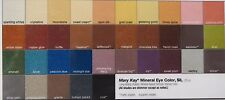 Mary Kay's Mineral Eye Color - Intense Color in One Sweep! - Matte & Shimmer