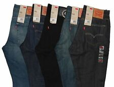 Levi's Men's 541 Athletic Fit Jeans All New *^*^*Many Colors and Sizes*^*^*