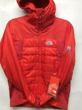 The North Face Super Zephyrus Insulated Men's Summit Hooded Jacket Fiery Red