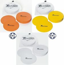LARGE FLAT RUBBER MARKER DISCS (19cm diameter) with CARRY BAG