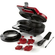 Wolfgang Puck Bistro Pie and Pastry Maker with Accessories, Various Colors