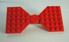 Brick Magnetic Bow Tie by AbbieDabbles usues LEGO bricks
