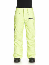 Roxy FRESH TRACK Womens Snowboard Pants Medium NEW
