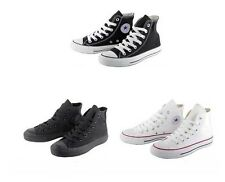 CONVERSE ALL STAR HI Genuine Canvas Shoes Sneakers Trainer for Men Women New 54