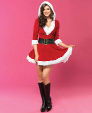 Brand New Mrs Claus Halloween Costume - 85356