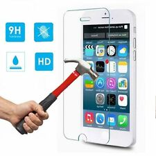 """Premium Real Tempered Glass Film Guard 9H For iPhone 5 5S 4 4S 6 6 Plus 5.5"""""""