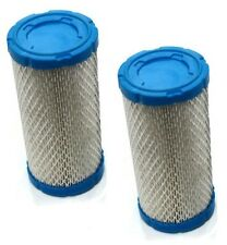 (2) New AIR FILTERS CLEANERS Ferris / Gravely Zero Turn ZTR Lawn Mower Tractor