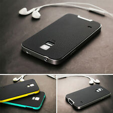 Hybrid Shock Proof Case Cover For Samsung Galaxy S5 i9600 Free Screen Protector