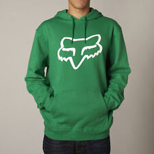Fox Racing Legacy Fox Head Pullover Hoody Green