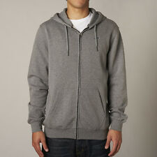 Fox Racing Legacy Zip Up Hoody Heather Graphite