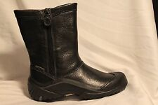 Clarks Muckers Glaze Waterproof Leather Mid Calf Boots 6 MSRP $150 NEW FREE SHIP