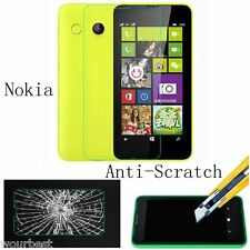 2.5D Round 9H anti-explosion Tempered Glass Screen Protect Film For Nokia Lumia