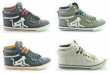 a14 Drunknmunky scarpe shoes unisex sneakers alte BOSTON CLASSIC