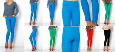 Ladies Womens Slim Fit Skinny Sexy Leggings Trousers Pants Tubes 6603 SizeM-XXL